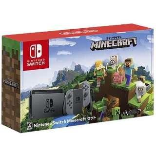 Nintendo Switch Minecraftセット HAC-S-KAAGE[2017年3月モデル] [ゲーム機本体]