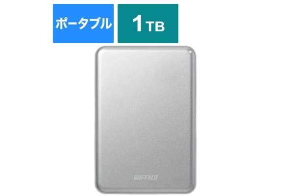 バッファロー HD-PUS1.0U3-SVD(1TB)