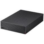 HD-LDS4.0U3-BA 外付けHDD ブラック [据え置き型 /4TB]