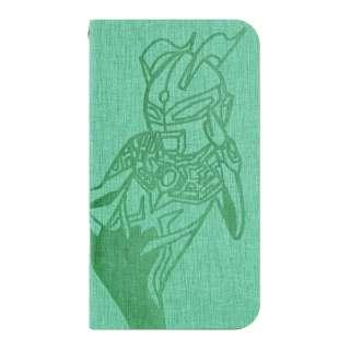 iPhone XS/X用 ウルトラマン コレクション by シンジ カトウ ウォレットケース ULTRAMAN ZERO
