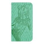 iPhone XR ウルトラマン コレクション by シンジ カトウ ウォレットケース