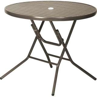 クーポス アルミフォールディングテーブル HL-F90RTBR