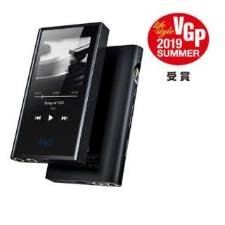 デジタルオーディオプレーヤー Black(ブラック) FIO-M9-B [2GB /ハイレゾ対応]