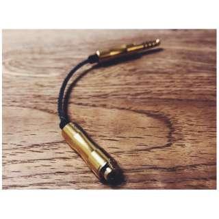 【池袋本店のみの販売】変換ケーブル 2.5mm→4.4mm MOONPHASE