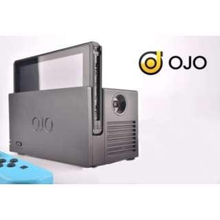Nintendo Switch用OJO Projector+キャリングケース G01-TB 【Switch】