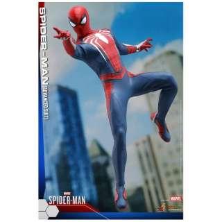1/6 ビデオゲーム・マスターピース Marvel's Spider-Man スパイダーマン(アドバンスド・スーツ版) 【発売日以降のお届け】