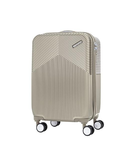 スーツケース 36.5L AIR RIDE(エアライド) ゴールド DL916001 [TSAロック搭載]
