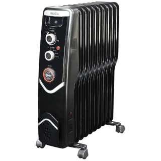 SKJ-SE120ROT オイルヒーター ブラック [最大8畳]