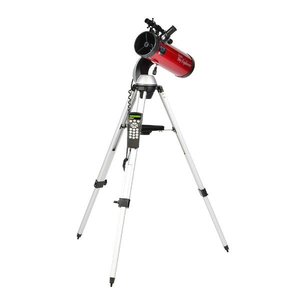ケンコー・トキナー 天体望遠鏡 スカイエクスプローラー  自動導入機能付き ニュートン反射式 SE-GT100N 天体望遠鏡