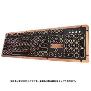 MK-RETRO-BT-L-03-JP キーボード Retro Classic アーティサン [Bluetooth・USB /有線・ワイヤレス]