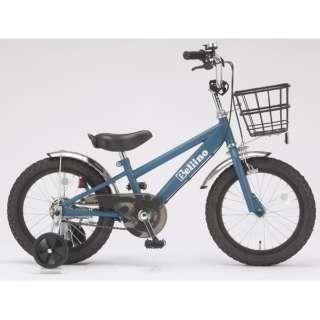 16型 子供用自転車 ベリーノ(マットネイビー/シングルシフト)KDーB16BK-BMXーA 【組立商品につき返品不可】