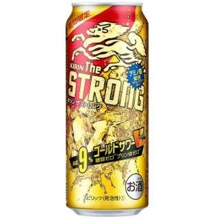 [数量限定] キリン・ザ・ストロング ゴールドサワーVodka (500ml/24本)【缶チューハイ】