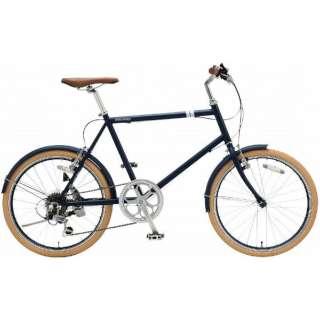20型 クロスバイク シークレットコード206(マットブルー/460サイズ《適応身長:約150cm以上》) SCH206 【組立商品につき返品不可】