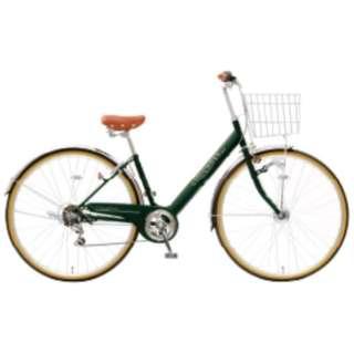 27型 自転車 ジオクロスプラス 276BH(ディープグリーン/外装6段変速) FV76BH【2019年モデル】 【組立商品につき返品不可】