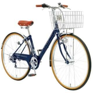 27型 自転車 ジオクロスプラス 276BH(Gブルー/外装6段変速) FV76BH【2019年モデル】 【組立商品につき返品不可】