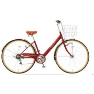 27型 自転車 ジオクロスプラス 276BH(クラシックレッド/外装6段変速) FV76BH【2019年モデル】 【組立商品につき返品不可】