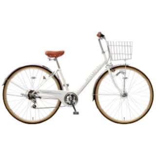 27型 自転車 ジオクロスプラス 276BH(ホワイト/外装6段変速) FV76BH【2019年モデル】 【組立商品につき返品不可】