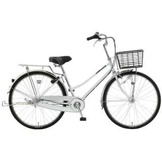 27型 自転車 アンビアンス 27QL(メタリックシルバー/内装3段変速) YYA7QL【2019年モデル】 【組立商品につき返品不可】
