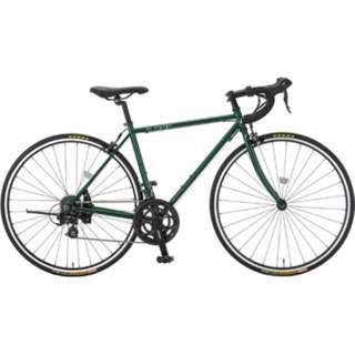 700×25C型 クロスバイク アビリティ DE VOYAGE(グリーン/14段変速) SD700H 【組立商品につき返品不可】