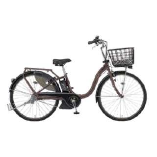 26型 電動アシスト自転車 PAS With SP(ブロンズメタリック/内装3段変速)PA26BGWP9【2019年モデル】 【組立商品につき返品不可】