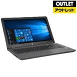 【アウトレット品】 15.6型 ノートPC[Win10 Pro・Core i5・SSD 128GB・メモリ 4GB]  HP 250 G6  3KZ63PA#ABJ 【数量限定品】