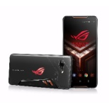 ROG Phone ブラック「ZS600KL-BK512S8」6型 Android 8.1 Snapdragon 845 メモリ/ストレージ:8GB/512GB nanoSIM x2 ドコモ/au/Ymobile SIMフリースマートフォン ブラック