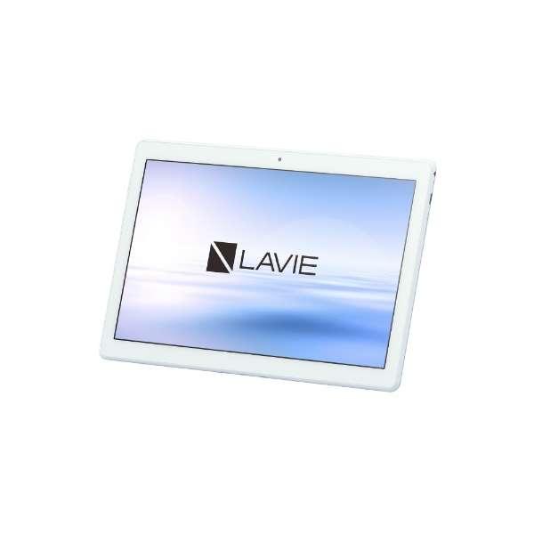 PC-TE410JAW Androidタブレット LAVIE Tab E TE410/JAW ホワイト [10.1型ワイド /ストレージ:16GB /Wi-Fiモデル]