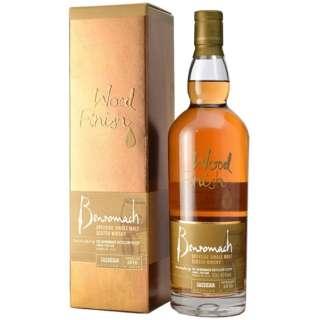 ベンロマック サッシカイア ウッドフィニッシュ 2010 700ml【ウイスキー】