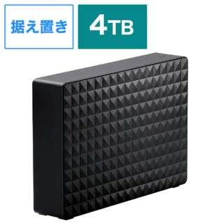 SGD-MX040UBK 外付けHDD ブラック [据え置き型 /4TB]