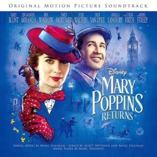 (オリジナル・サウンドトラック)/ メリー・ポピンズ リターンズ(オリジナル・サウンドトラック/英語歌唱盤) 【CD】
