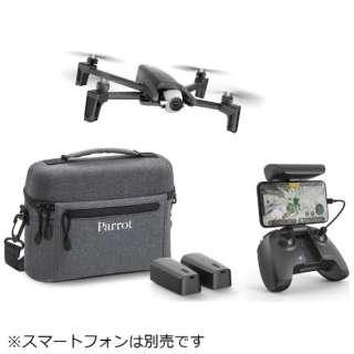 【国内正規品】Parrot ANAFI EXTENDED ウルトラコンパクトフライイング 4KHDRカメラ プラスバッテリー2個(計3個)専用バック付 PF728025