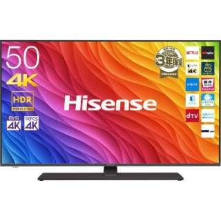 50A6800 液晶テレビ [50V型 /4K対応 /BS・CS 4Kチューナー内蔵]