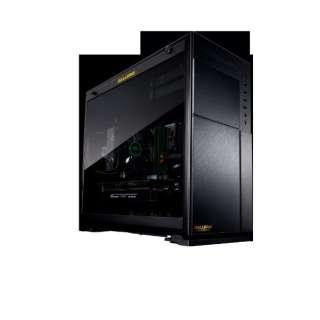 RTX2080Ti ゲーミングデスクトップPC [モニター無 /intel Core i7 /GeForce RTX2080Ti(11GB)/HDD:1TB /SSD:250GB /メモリ:16GB /2018年11月モデル] GAMEMASTER_GXBC70R8T [モニター無し /メモリ:16GB]