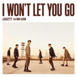 GOT7/ I WON'T LET YOU GO 初回生産限定盤A 【CD】