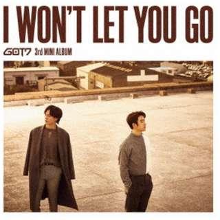 GOT7/ I WON'T LET YOU GO 初回生産限定盤D 【CD】