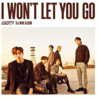 GOT7/ I WON'T LET YOU GO 通常盤 【CD】