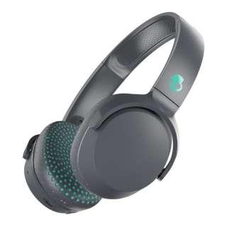 ブルートゥースヘッドホン GRAY MIAMI S5PXW-L672 [リモコン・マイク対応 /Bluetooth]