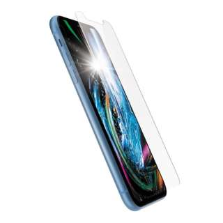 735fc0d381 Dragontrail Glass Film For iphone XR PUK-04. パワーサポート POWER SUPPORT