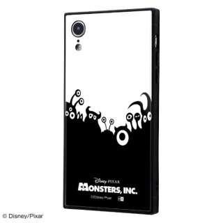 iPhone XR用 『ディズニー・ピクサーキャラクター OTONA』 耐衝撃ガラスケース KAKU IQ-DP18K1B/MI001 『モンスターズ・インク』_22