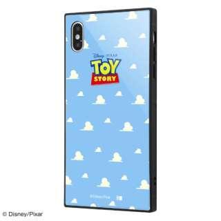 iPhone XS Max用 『ディズニー・ピクサーキャラクター』 耐衝撃ガラスケース KAKU IQ-DP19K1B/TY002 『トイ・ストーリー』_25