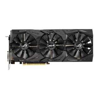 グラフィックボード Radeon RXシリーズ ROG-STRIX-RX590-8G-GAMING [8GB] 【バルク品】