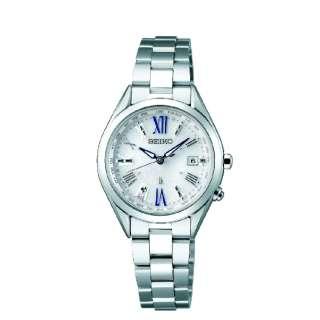 ルキア(LUKIA) Tiワールドタイム [レディース腕時計 /ソーラー電波] SSQV053