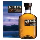 バルブレア 1991 3rdリリース 700ml【ウイスキー】