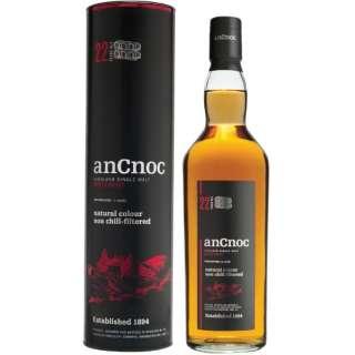 アンノック 22年 700ml【ウイスキー】