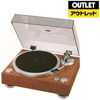 【アウトレット品】 高音質レコードプレーヤー DP-500M 【外装不良品】