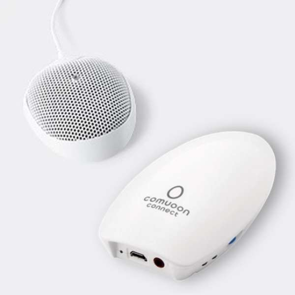 comuoon connect(コミューンコネクト)ワイヤレストランスミッター バウンダリーマイク付属 CS6TNW-BOU