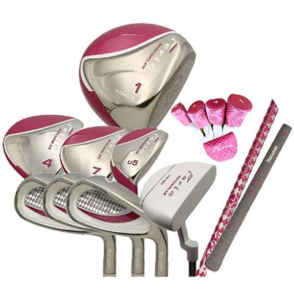 レディース ゴルフ クラブ レディース・女性用ゴルフクラブ 購入時のチェックポイント