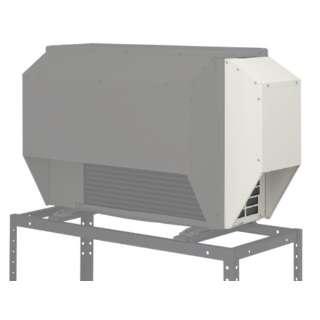 室外機大型側面防雪フード塩害仕様 AD-WXSG-EKL1