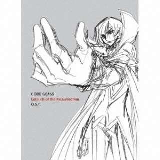 コードギアス:コードギアス 復活のルルーシュ OST初限 【CD】