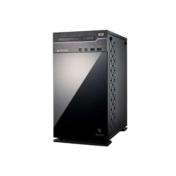 Enta デスクトップパソコン [モニター無 /intel Core i7 /HDD:2TB /SSD:240GB /メモリ:16GB /2018年12月モデル] ENTA-MI87M1S2H2-183 ブラック [モニター無し /メモリ:16GB]